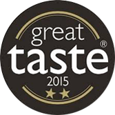 Great Taste Award 2015