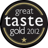 Great Taste Award Gold 2012